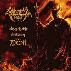 Coldblood – Indescribable Physiognomy Of The Devil CD