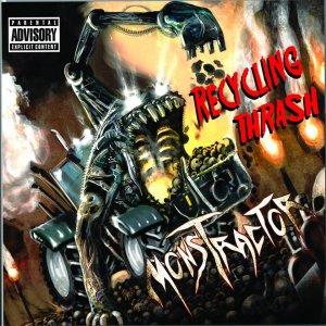 Monstractor – Recycling Thrash CD