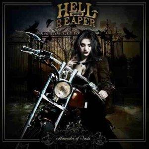 Hell Reaper – Harvester Of Souls CD
