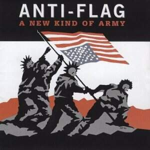 Anti-Flag – A New Kind Of Army CD