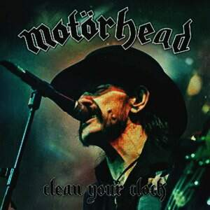 Motörhead – Clean Your Clock CD