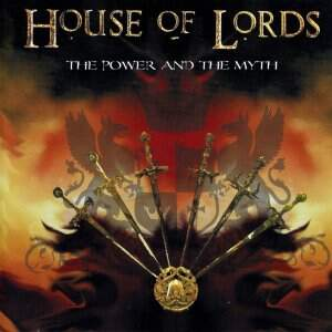 House Of Lords – The Power And The Myth CD