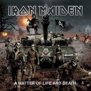 Iron Maiden – A Matter Of Life And Death CD