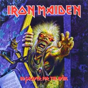 Iron Maiden – No Prayer For The Dying CD