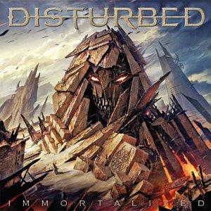 Disturbed – Immortalized CD