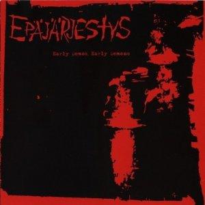 Epäjärjestys – Early Demos, Early Demons CD