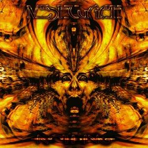 Meshuggah – Nothing CD