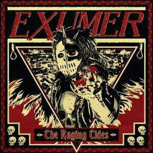 Exumer – The Raging Tides CD