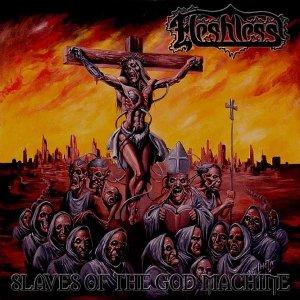 Fleshless – Slaves Of The God Machine CD