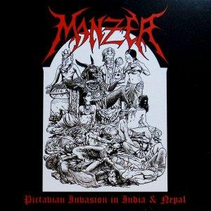 Manzer – Pictavian Invasion In India & Nepal CD