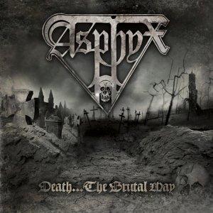 Asphyx – Death… The Brutal Way CD