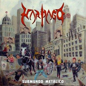 Harpago – Submundo Metálico CD