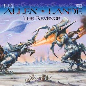 Allen / Lande – The Revenge CD