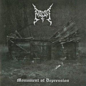 Pagan – Monument Of Depression CD