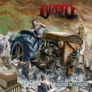 Bruto – Mundo Destruído CD