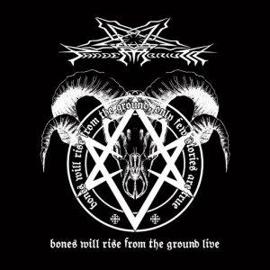 Pandemonium – Bones Will Rise From The Ground Live CD