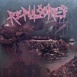 Repulsores – Proliferação Do Mal CD