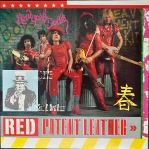 New York Dolls – Red Patent Leather CD