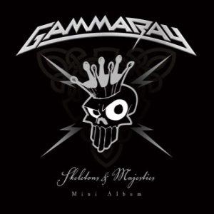 Gamma Ray – Skeletons & Majesties CD