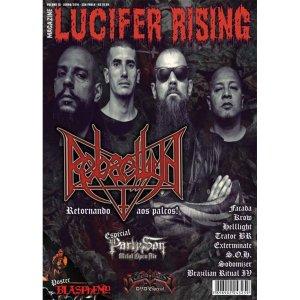 Revista Lucifer Rising #18 + DVD Grátis