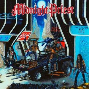 Midnight Priest – Midnigh Steel CD