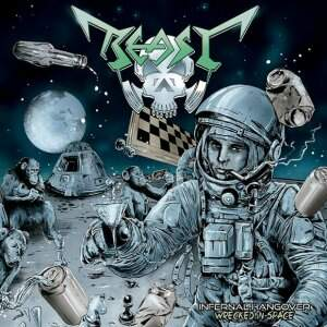 Beast – Infernal Hangover… Wrecked In Space CD