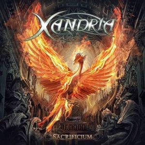 Xandria – Sacrificium CD