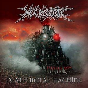 Necrobiotic – Death Metal Machine CD