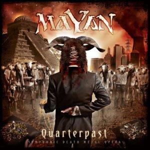 Mayan – Quarterpast – Symphonic Death Metal Opera CD