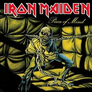 Iron Maiden – Piece Of Mind CD