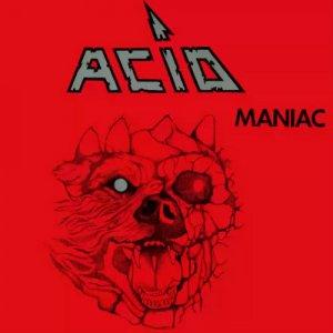 Acid – Maniac CD