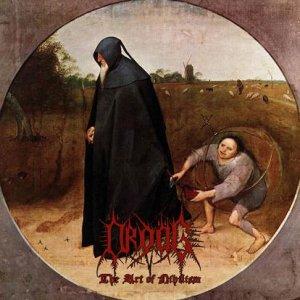 Ördög – The Art Of Nihilism CD