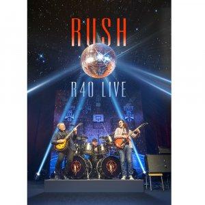 Rush – R40 Live DVD