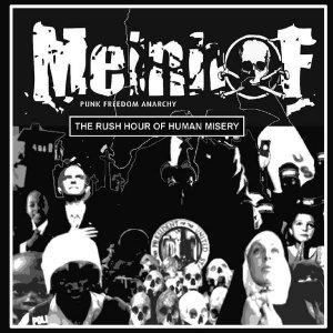 Meinhof – The Rush Hour Of Human Misery CD