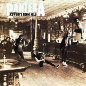 Pantera – Cowboys From Hell (Duplo) CD