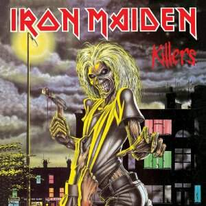 Iron Maiden – Killers CD
