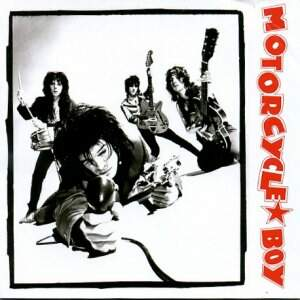 Motorcycle Boy – Motorcycle Boy CD