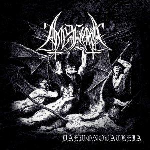 Амезарак – Daemonolatreia CD