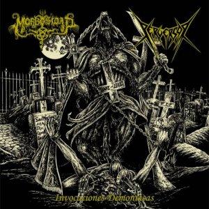 Morbosidad / Pervesor – Invocaciones Demoniacas CD