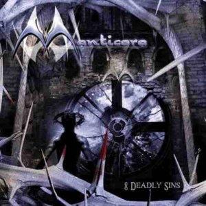 Manticora – 8 Deadly Sins CD