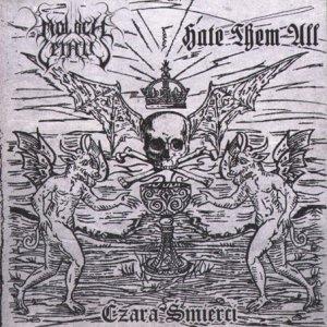 Moloch Letalis / Hate Them All – Czara Smierci CD