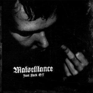 Malveillance – Just Fuck Off CD