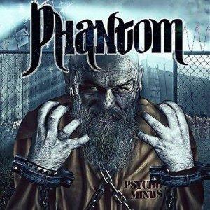 Phantom – Psycho Minds CD