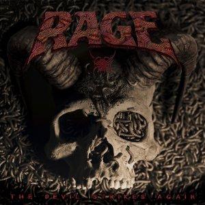 Rage – The Devil Strikes Again CD