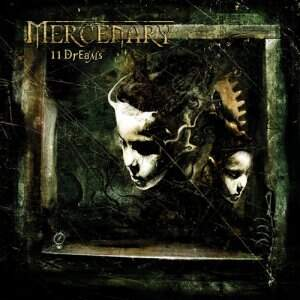 Mercenary – 11 Dreams CD