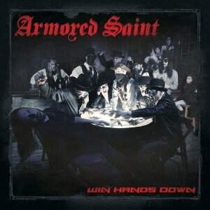 Armored Saint – Win Hands Down CD
