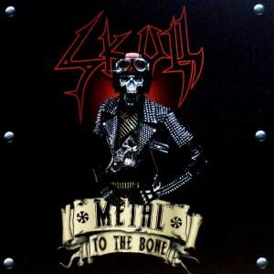 Skull – Metal To The Bone CD