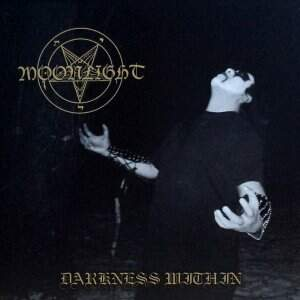 Moonlight – Darkness Within CD
