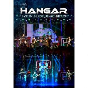 Hangar – Live In Brusque/SC – Brazil DVD