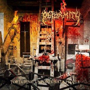 Deformity BR – Torturing Unfortunate People CD